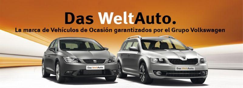 Das WeltAuto, la marca de vehículos de ocasión garantizados por el Grupo Volkswagen