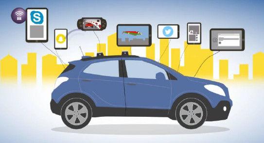 Disfruta de Internet en tu Opel hasta en 7 dispositivos. Opel Lanza el Wifi 4G Opel onstar