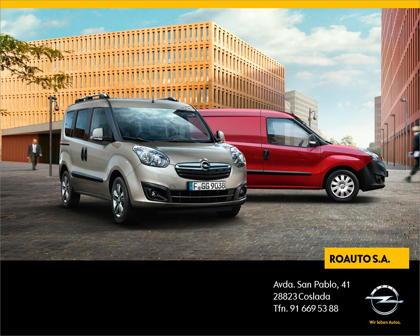 Nuevo Opel Combo