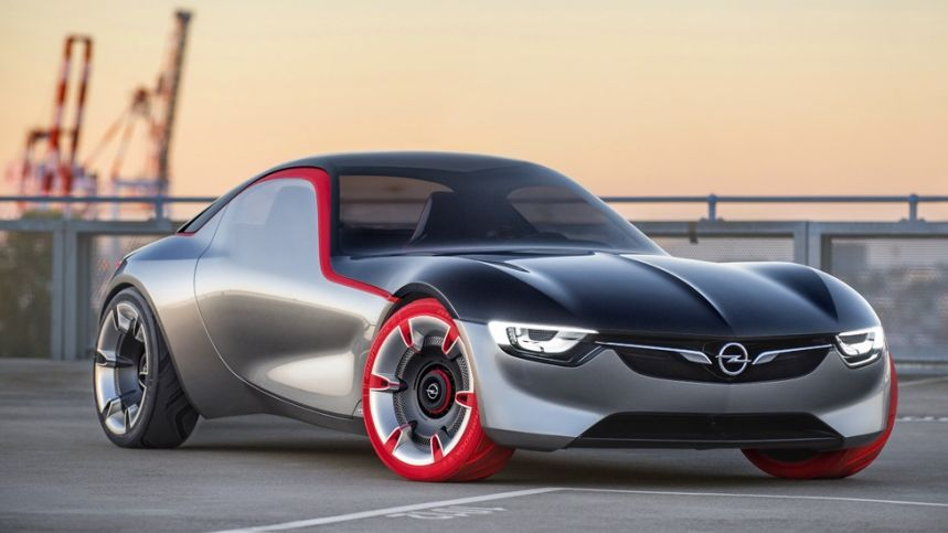 Opel GT Concept: ¿ Ha nacido una estrella?