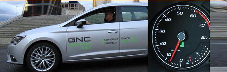 SEAT, lider en el mercado de coches GNC.