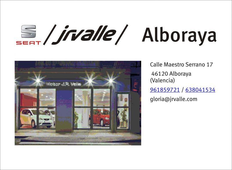SEAT - Alboraya - JRValle