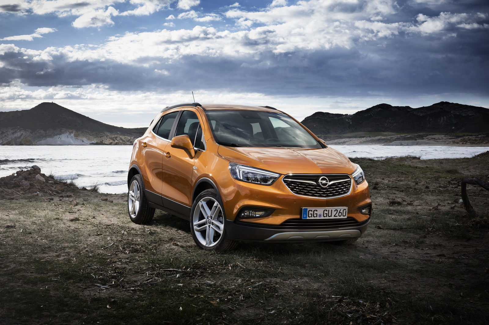 NOU OPEL MOKKA. Creat per superar expectatives