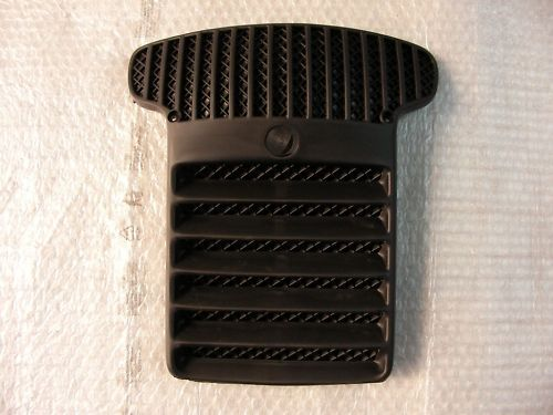 Tapa frontal negra Italjet Formula - Ref. 3381224