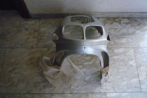 Tapa frontal plata Italjet Formula 50 LC - Ref. 3381217
