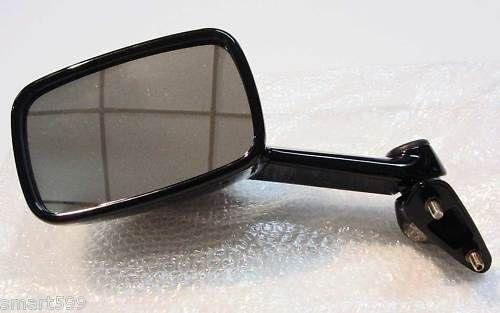 Espejo izquierdo ebony Kawasaki ZZR600 - Ref. 56001-1394-H8