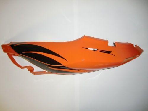 Colin izquierdo naranja Aprilia SR50 - Ref. AP8268300