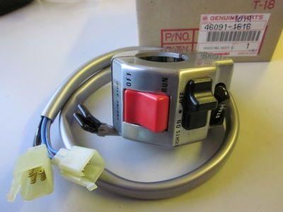 Mando de luces Kawasaki EN500 - Ref. 46091-1516