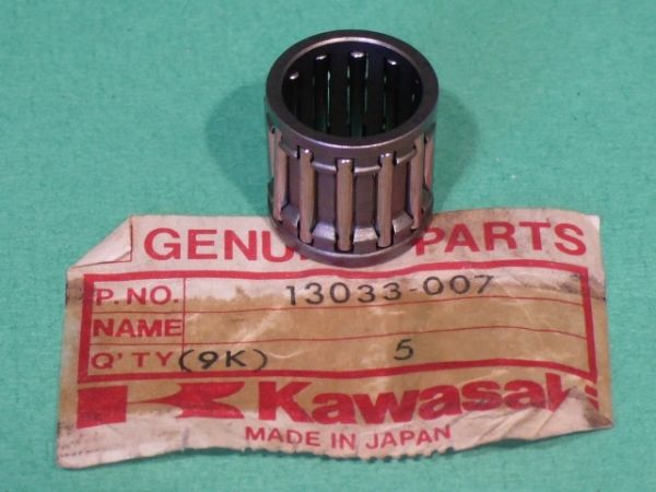 Jaula de agujas Kawasaki ZZR250 - Ref. 13033-007