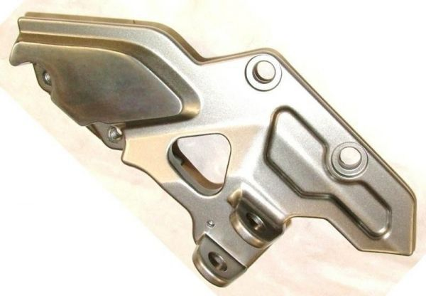Soporte estribo delantero derecho Kawasaki ZZR1100 - Ref. 35011-1636-GD