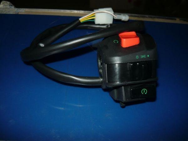Boton arranque Aprilia RS125 - Ref. AP8118420