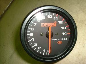 Reloj cuenta vueltas Derbi GPR 50 - Ref. 00H01606101