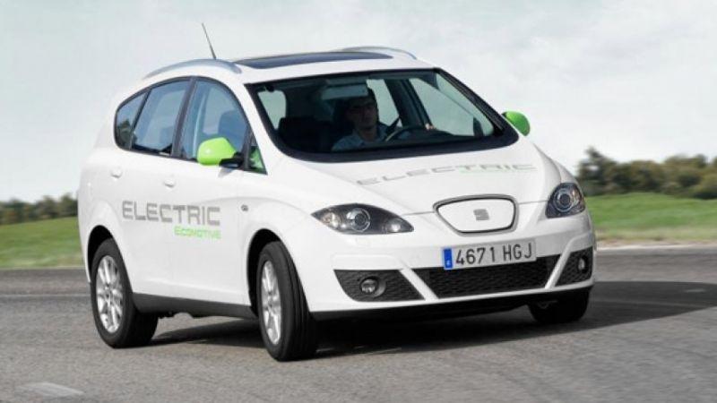 Nuevo Seat Altea XL Electric Ecomotive