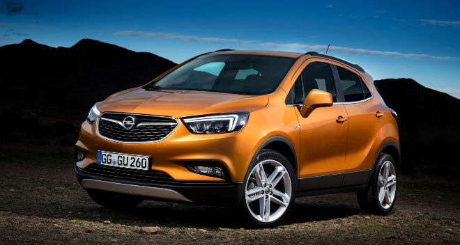 La planta de Opel en Figueruelas ultima la producción en serie del nuevo Mokka
