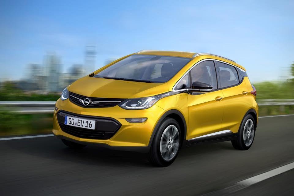 Ampera-e, el primer coche 100% eléctrico de Opel