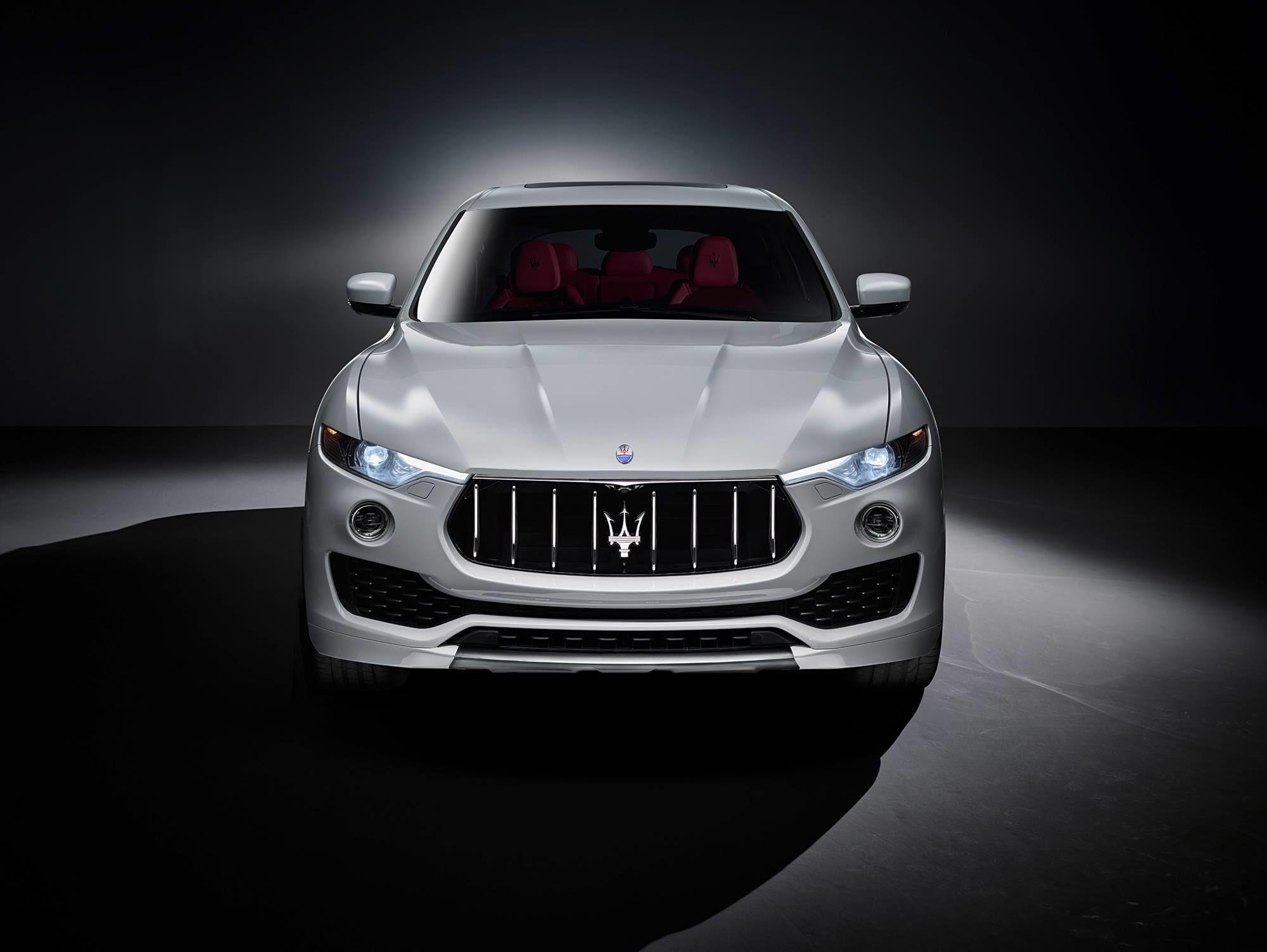 Levante, el primer SUV de Maserati  - Noticias Terry Gallery