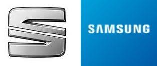 Samsung y SEAT
