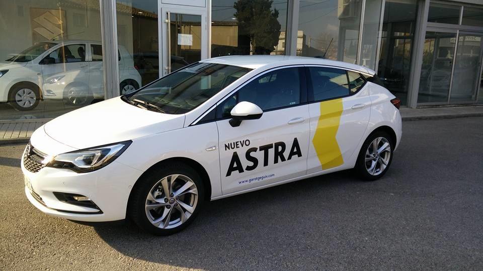 El Nuevo Astra elegido coche del año en Europa 2016