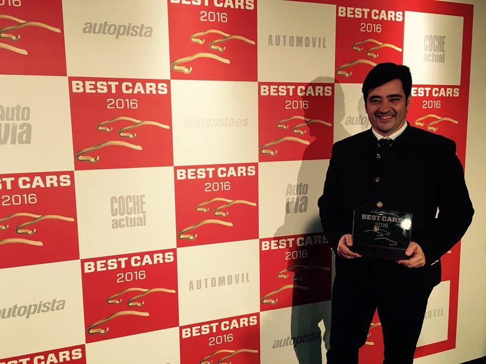Maserati Ghibli, elegido por segundo año consecutivo 'Mejor Berlina Grande' en los premios Best Cars 2016, de Motorpress Ibérica