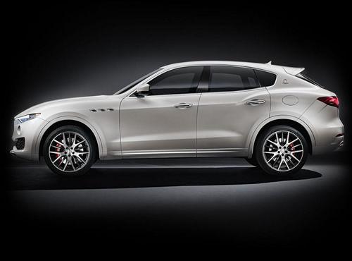 Maserati Levante. El primer SUV de la Casa del Tridente, protagonista en su estreno mundial en el próximo Salón Internacional del Automóvil de Ginebra.