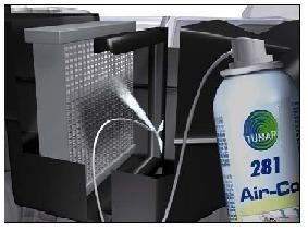 Higienizacion de los conductos del Aire acondiconado