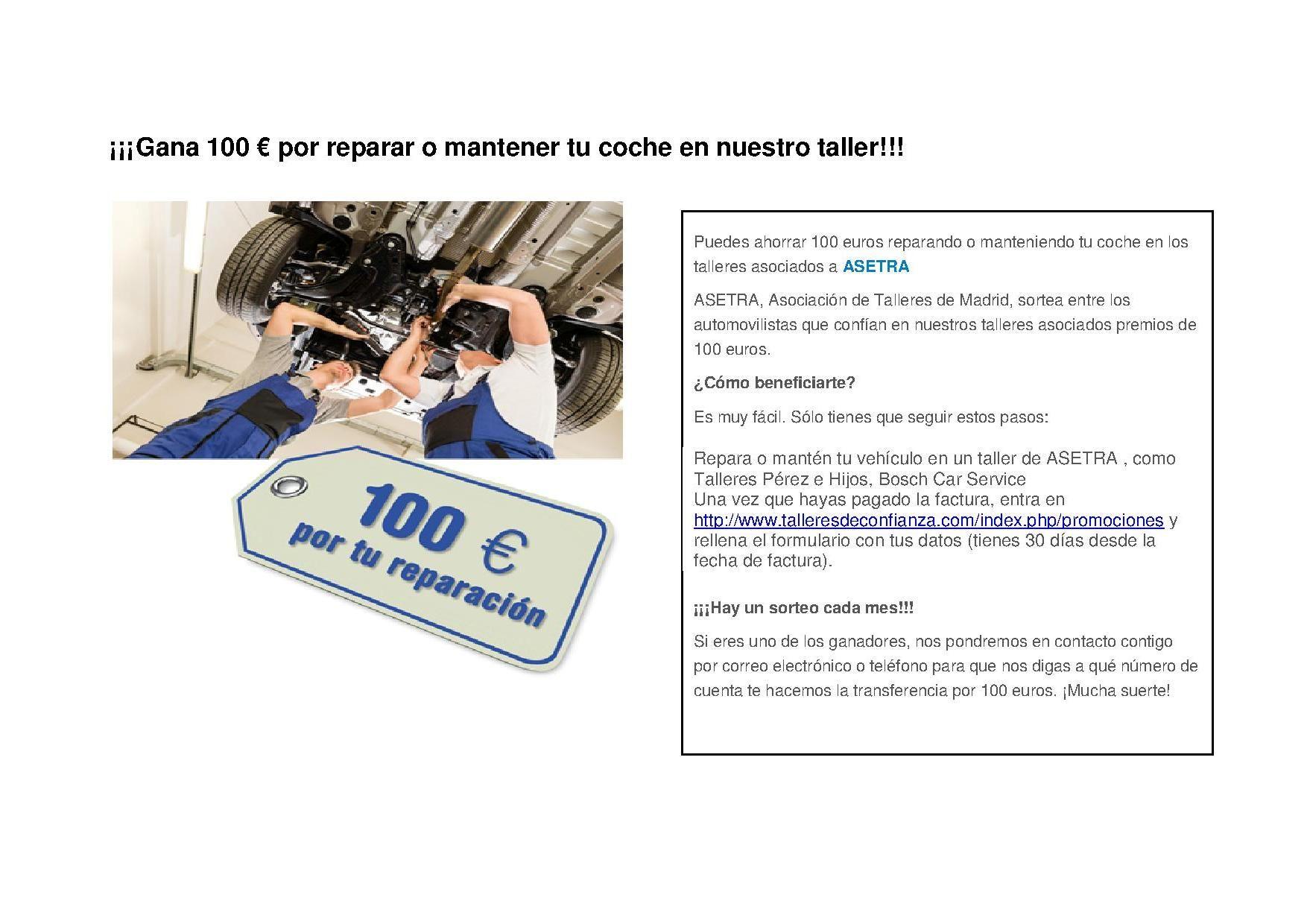 GANA 100 €