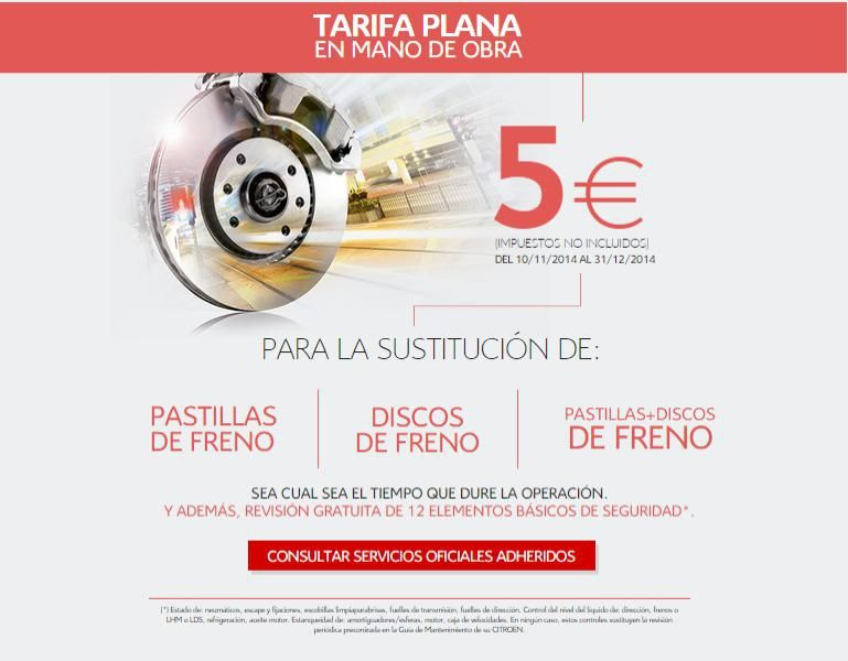 5€ POR LA MANO DE OBRA