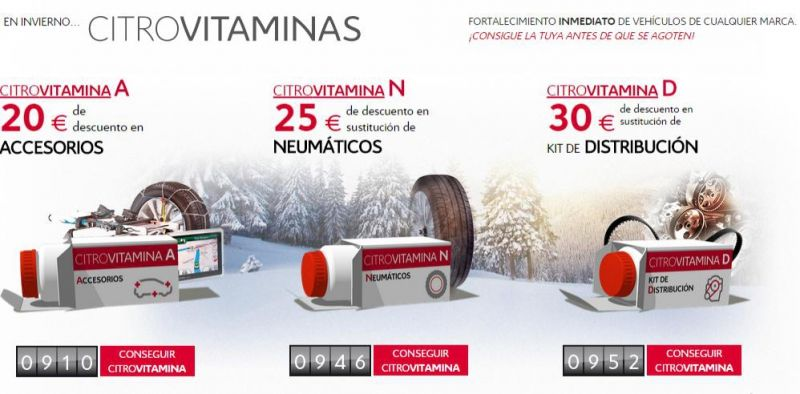 CITROVITAMINAS