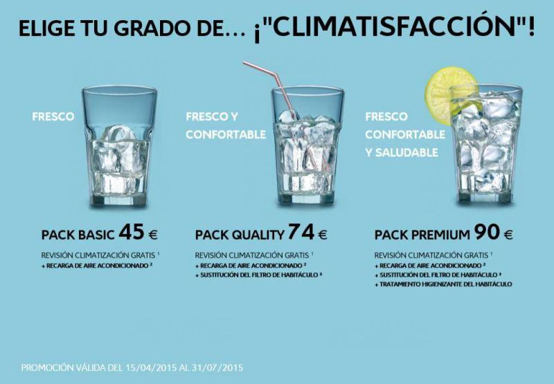 OFERTA CLIMATIZACION