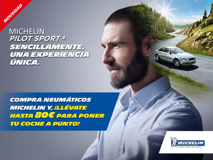 Promoción de Semana Santa - Neumáticos Michelin