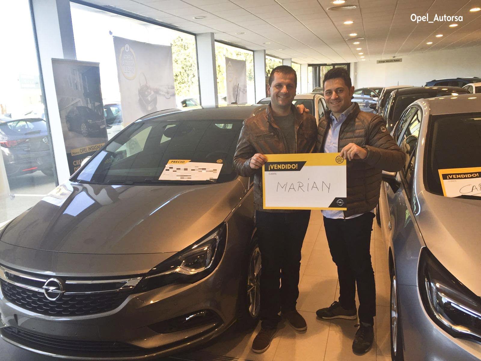 Venda Privada a Opel Autorsa
