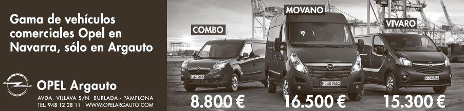Vehículos Comerciales Opel