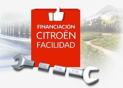 Te financiamos tu reparación con Citroen Facilidad