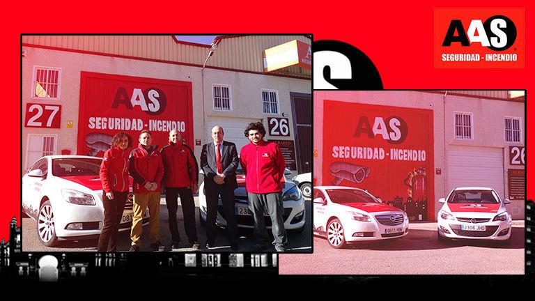 AAS Seguridad e Incendio: Una Empresa de Personas que Ofrecen Seguridad, Servicios y Valores