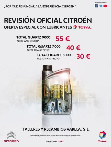 Revisión oficial Citroën