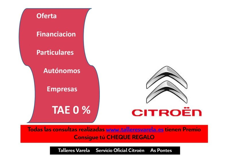 Financiación 0 % Industriales