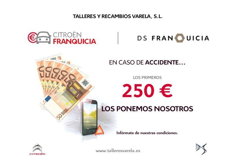 Los primeros 250€ los ponemos nosotros
