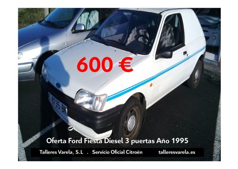 Oferta Ford Fiesta Diesel año 1995