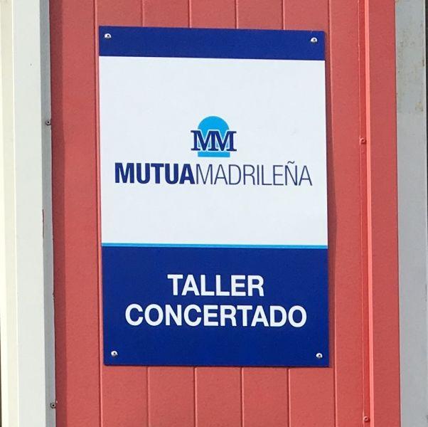 MOTOR ZAMORA , TALLER CONCERTADO CON MUTUA MADRILEÑA
