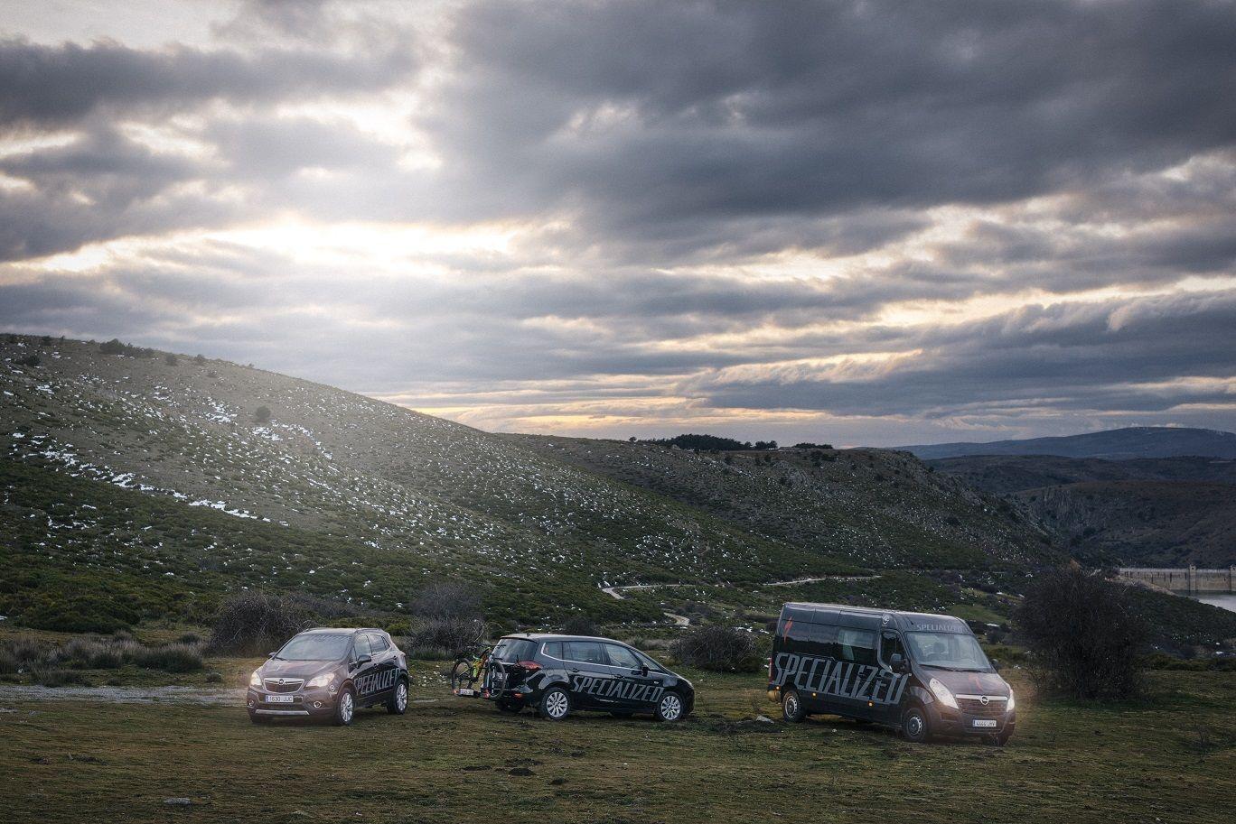 Opel y Specialized renuevan su acuerdo para 2016