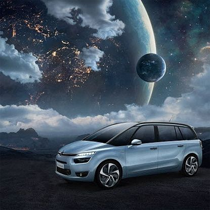 NUEVO GRAND C4 PICASSO THE TECHNO SPACE