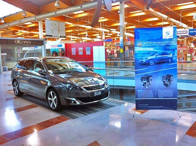CENTRAUTO GIPUZKOA expone en Centro Comercial Urbil