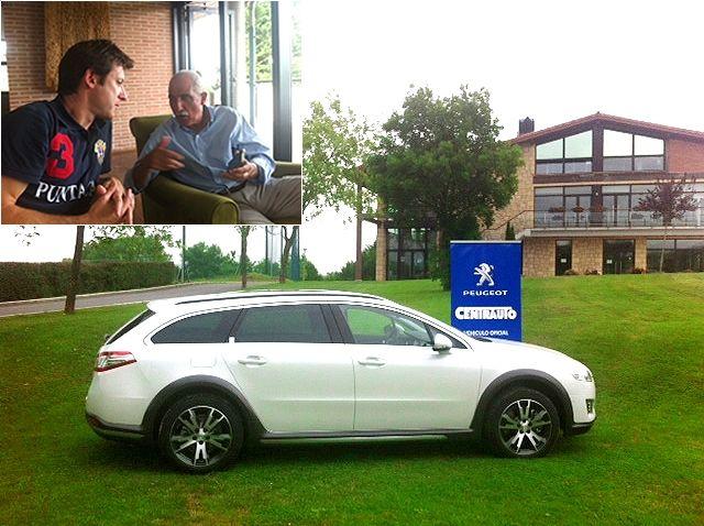 CENTRAUTO GIPUZKOA participa en el 7º Torneo de Golf Club GBC de Empresas en el Club Basozabal