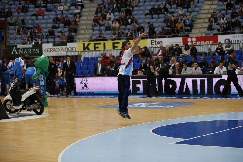 Xabier Etxenike, último clasificado para las semifinales del