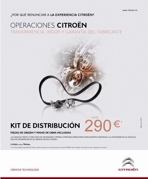 KIT DISTRIBUCION DESDE 290€