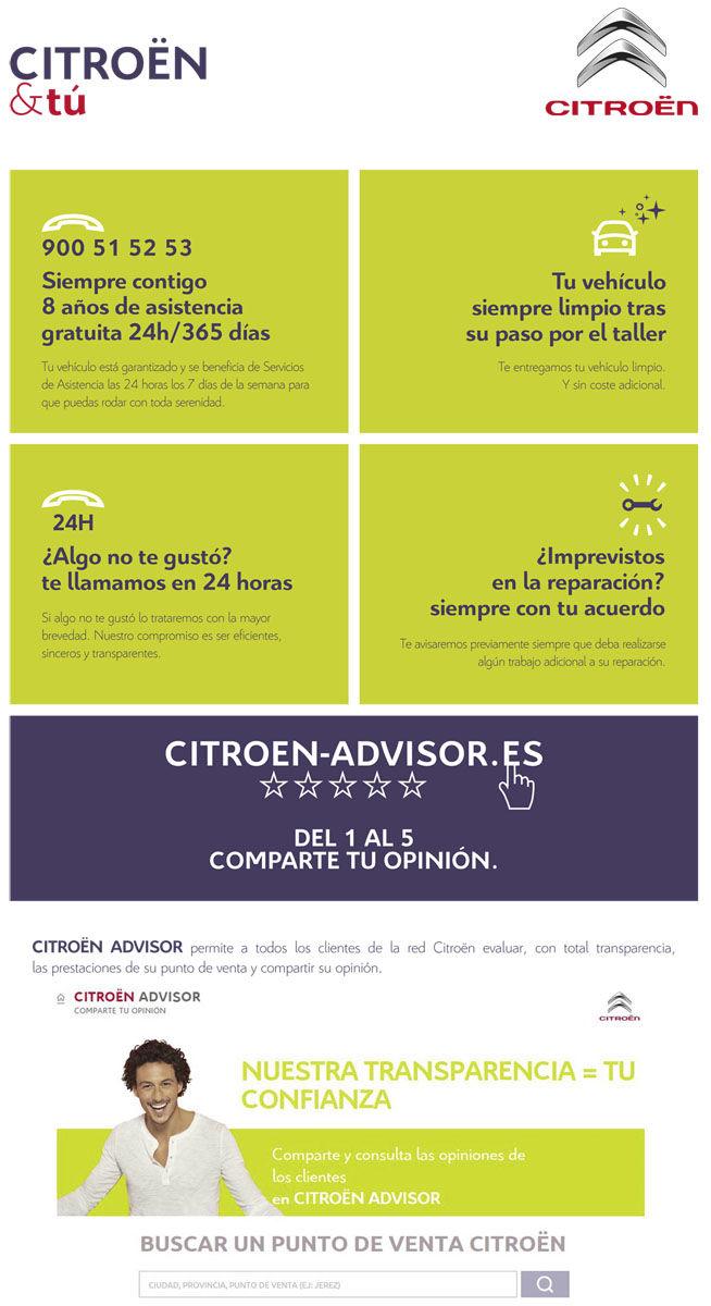 Citroën Advisor