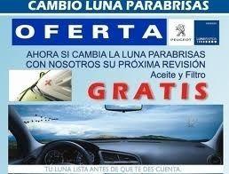 CAMBIO DE ACEITE Y FILTRO GRATIS