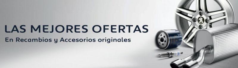Accesorios y Recambios Originales Peugeot