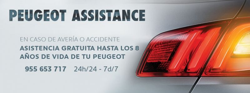 Servicio Peugeot Assistance