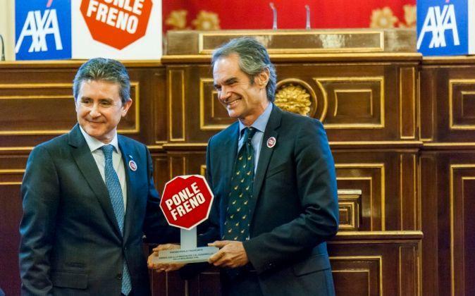 """Opel OnStar premio """"Ponle freno"""" a la innovación y desarrollo en seguridad vial"""